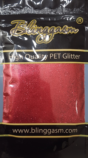 Metallic Solvent Resistant Blinggasm Polyester Glitter 3.5 oz By Weight .008 Or .015 Choose Size From Menu #56 B0910